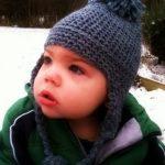 Toddler Earflap Hat