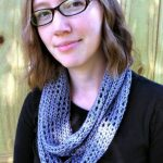 Free Pattern - Elements Cowl by Amanda Saladin