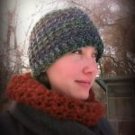 Stained Glass Medley Hat