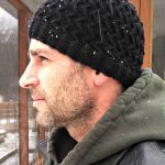 Free Knitting Pattern - Slip Stitch Hat by Amanda Saladin