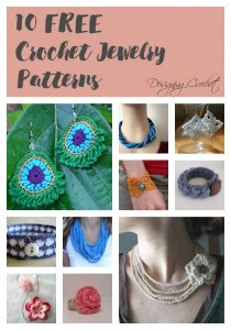10 Free Crochet Jewelry Projects