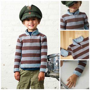 The Jonas Sweater from Amanda Saladin