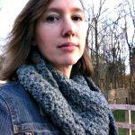 Primrose Cowl - Free Pattern by Amanda Saladin