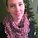 Soft and Swanky Cowl - Free Pattern by Amanda Saladin