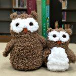 Free Crochet Pattern - Pipsqueak Owls by Amanda Saladin