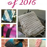 The most popular FREE crochet patterns from Amanda Saladin