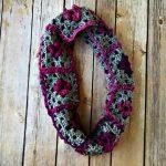 Free Crochet Pattern - Floral Granny Cowl