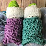 Photo Tutorial - Knit or Crochet Diaper Babies