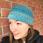 Free Crochet Pattern - Simple Textured Hat