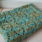 Free Knitting Pattern - Baby Chalice Blanket
