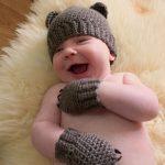 Free Crochet Pattern - Baby Bear Hat