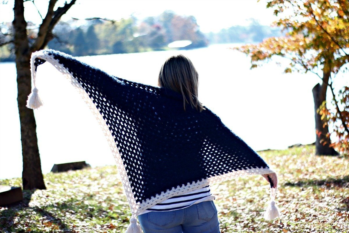The Hygge Shawl - Free Crochet Pattern