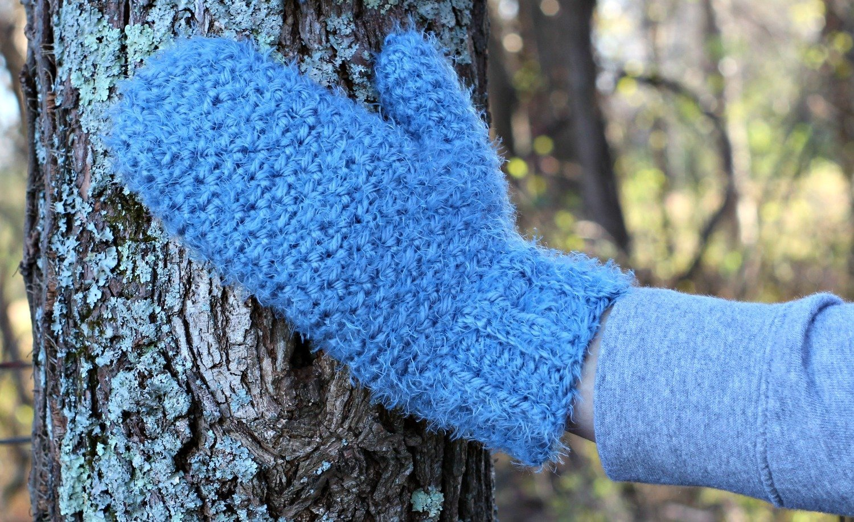 Hygge Mittens - Free Crochet Pattern