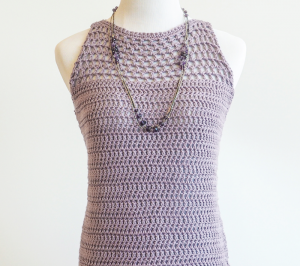 Light Tank Top from Simply Collectible Crochet free crochet pattern