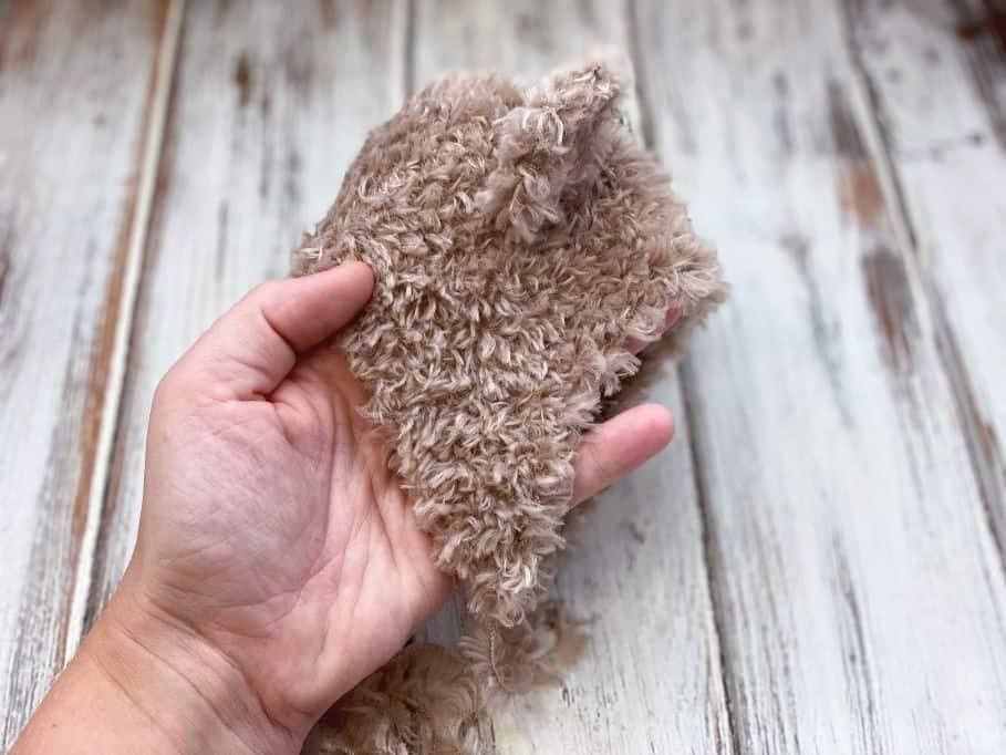 crochet baby hat ear flap
