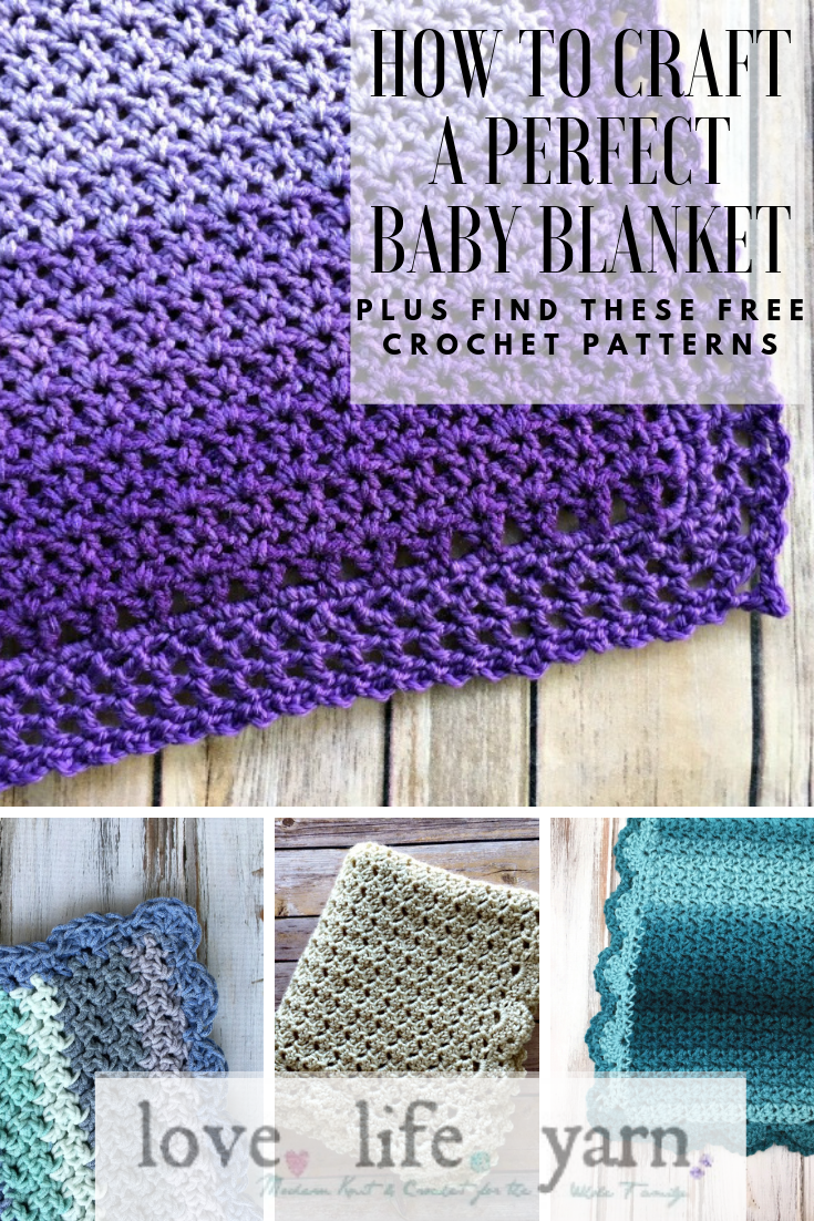 and answers - plus find some amazing FREE crochet baby blanket patterns from Love.Life.Yarn