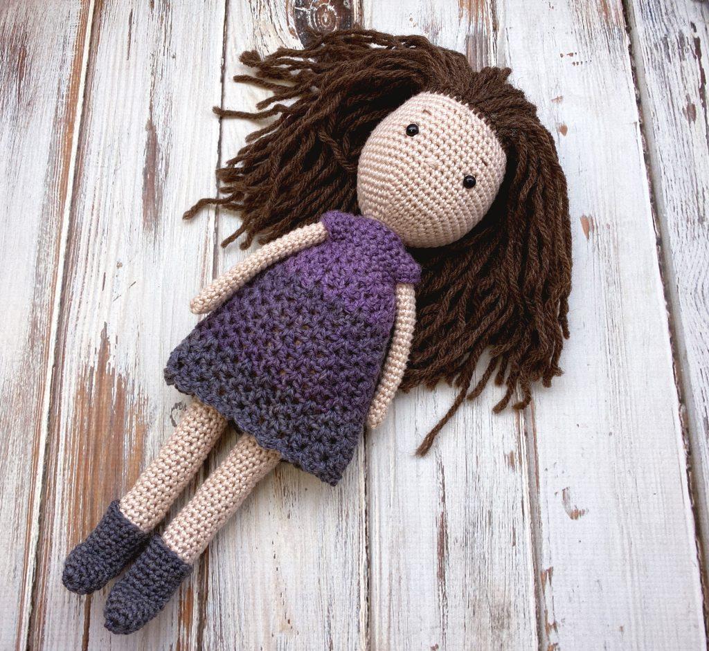 Delightful Dollies: 15 Free Crochet Doll Patterns! - moogly | 941x1024