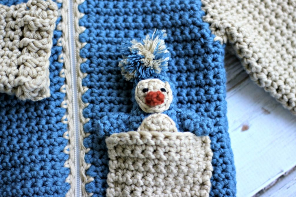 Free Crochet Pattern - Penguin Pal