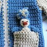 Free Crochet Pattern - Penguin Pal